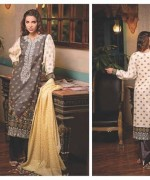 Five Star Textiles Divine Lawn Dresses 2014 for Women008