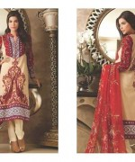 Five Star Textiles Divine Lawn Dresses 2014 for Women013