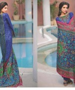 Five Star Textiles Divine Lawn Dresses 2014 for Women015