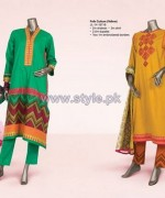 Junaid Jamshed Lawn Prints 2014 For Women 4