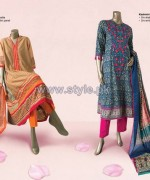 Junaid Jamshed Lawn Prints 2014 For Women 7