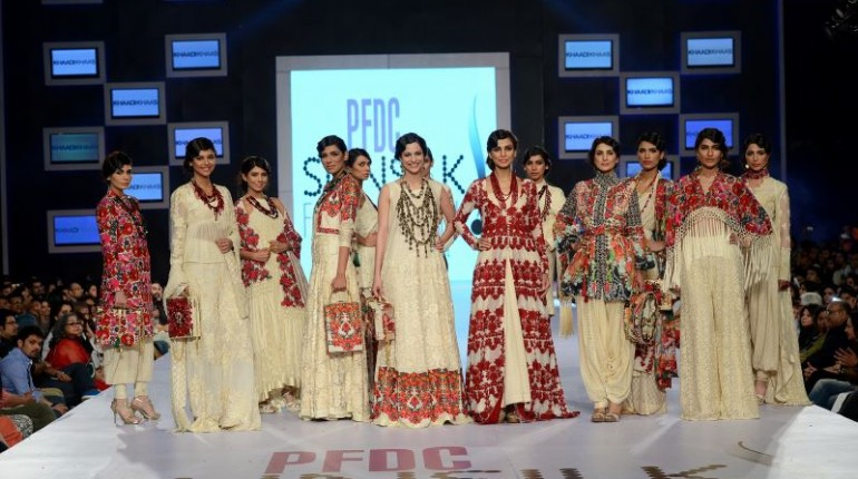 PFDC Sunsilk Fashion Week 2014 - Day 4 Pictures