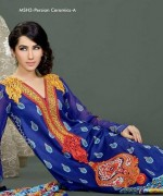 Lala Mashaal Embroidered Dresses 2014 Volume 3003