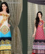 Lala Mashaal Embroidered Dresses 2014 Volume 3006