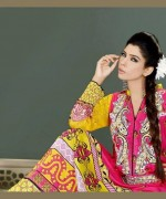 Lala Mashaal Embroidered Dresses 2014 Volume 3