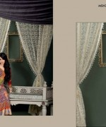 Lala Mashaal Embroidered Dresses 2014 Volume 3009