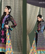 Lala Mashaal Embroidered Dresses 2014 Volume 3012