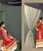 Lala Mashaal Embroidered Dresses 2014 Volume 3013
