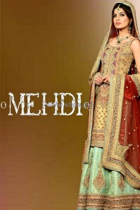 Mehdi Bridal Wear Dresses 2014 For Women 4