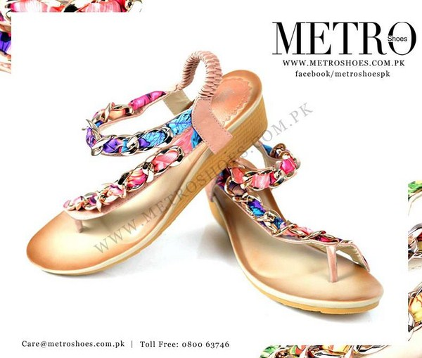 Metro Shoes Spring Collection 2014 For Women 003