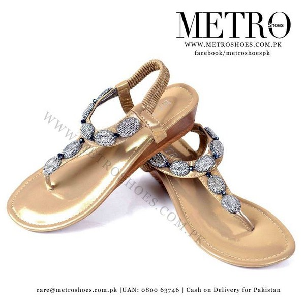 Metro Shoes Spring Collection 2014 For Women 004