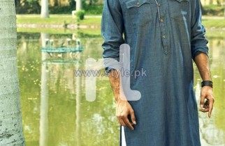 NAQSH Summer Dresses 2014 by Nishat Linen 1