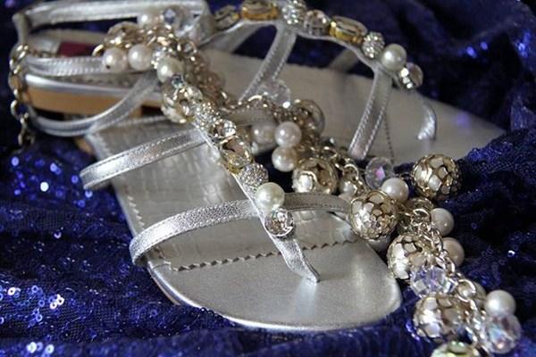 Nadiya Kassam Summer Footwear Collection 2014 For Women 004