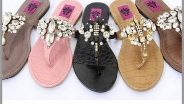 Nadiya Kassam Summer Footwear Collection 2014 For Women