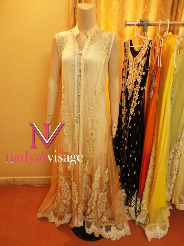 Nadya Visage Formal Dresses 2014 For Women 008