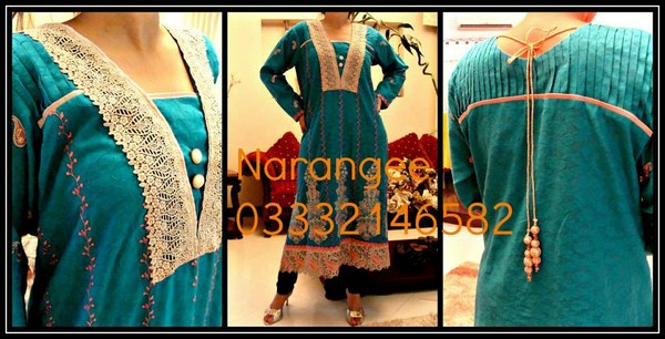 Narangee Summer Dresses 2014 For Women 005