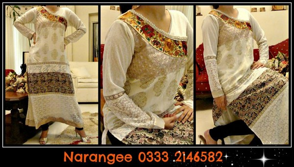 Narangee Summer Dresses 2014 For Women 006