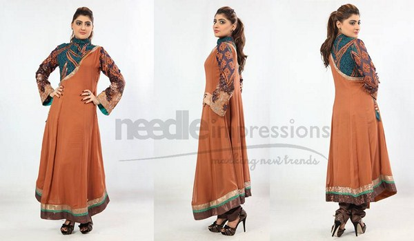 Needle Impressions Summer Dresses 2014 For Women 004