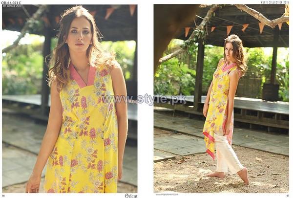 Orient Textiles Summer Dresses 2014 Volume 2 11