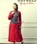 Origins Casual Wear Dresses 2014 For Women 6