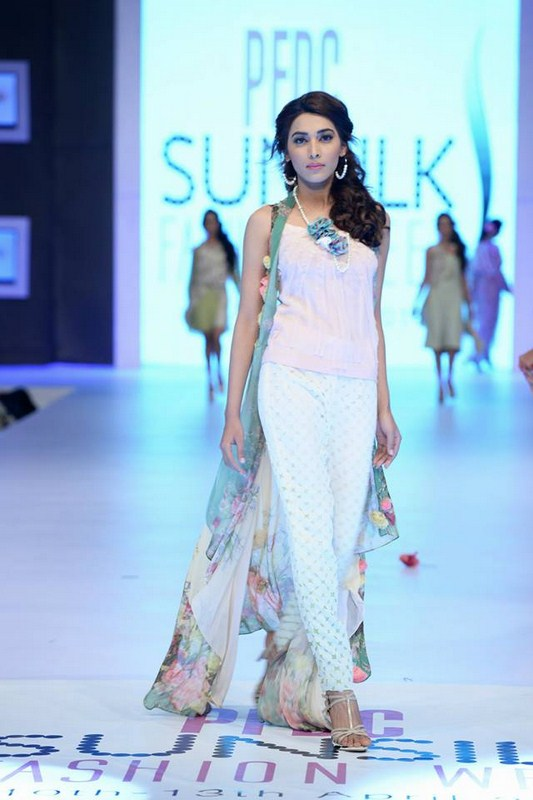 PFDC Sunsilk Fashion Week Day 1 Review And Pictures