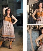 Pardesi Textile Umaimahs Embroidered Lawn Dresses 2014 For Women 003
