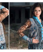Pardesi Textile Umaimahs Embroidered Lawn Dresses 2014 For Women 006