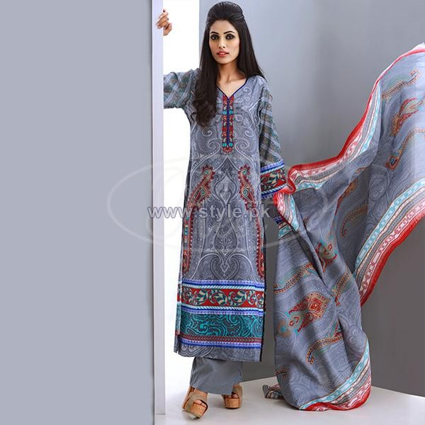 Reet Lawn Prints 2014 For Women 2
