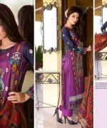 Rujhan Fabric Parisha Lawn Collection 2014 Volume 3 For Women 0013