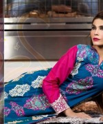 Rujhan Fabric Parisha Lawn Collection 2014 Volume 3 For Women 007