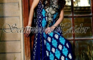 SamreenHaider Party Dresses 2014 For Women 8