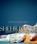 Shehrbano Bridal Collection 2014 For Girls 2