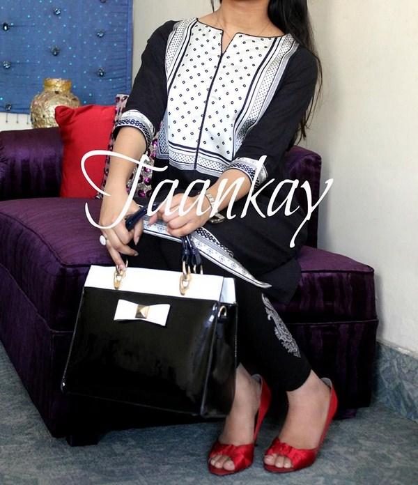 Taankay Summer Dresses 2014 For Women 008