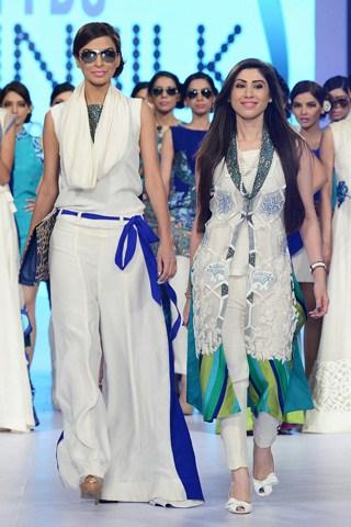 Teena By Hina Butt Collection At PFDC Sunsilk Fashion Week 2014 0015