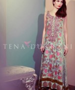 Tena Durrani Party Dresses 2014 For Summer 4