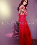 Tena Durrani Party Dresses 2014 For Women 6