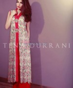 Tena Durrani Party Dresses 2014 For Women 8