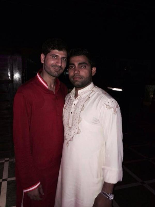 Umar Akmal Wedding Pictures 02