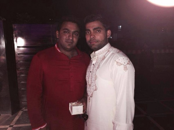 Adnan Akmal Wedding