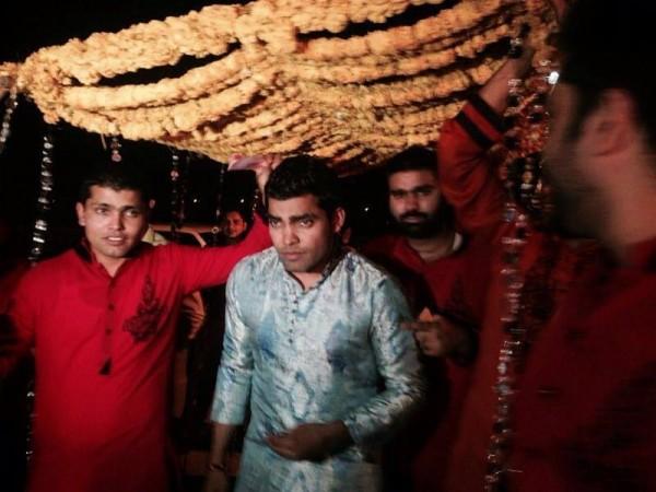 Umar Akmal Wedding Pictures 09
