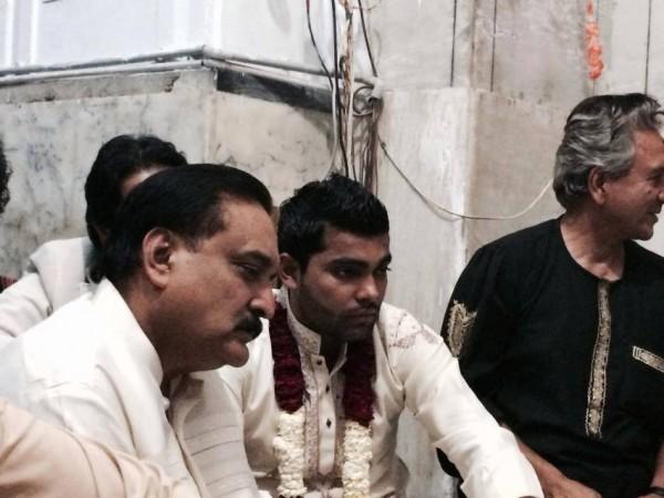 Umar Akmal Wedding Pictures 14