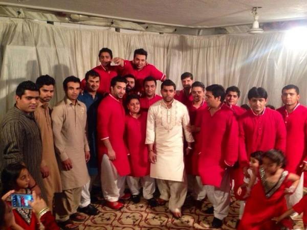 Umar Akmal Wedding Pictures 15