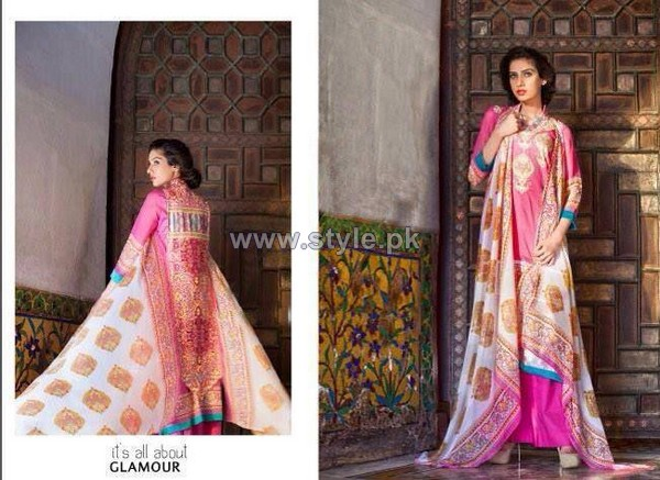 ZebAyesha Premium Lawn Dresses 2014 For Summer 8