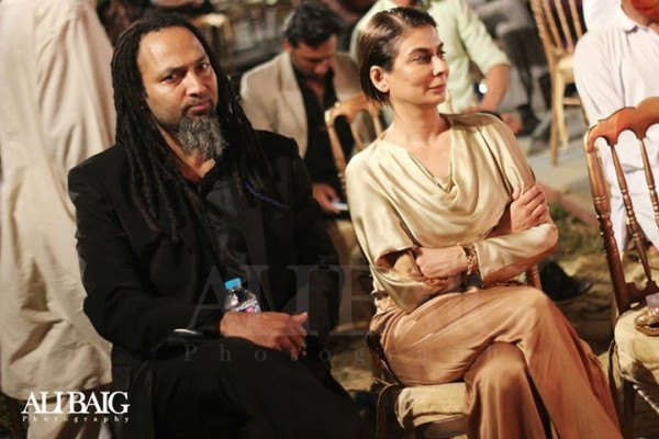 ARY Film Awards Red Carpet Pictures. pic 05