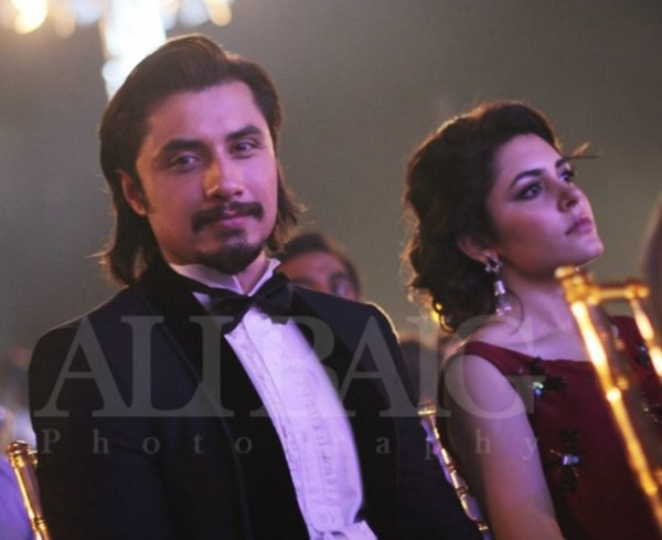 ARY Film Awards Red Carpet Pictures. pic 32