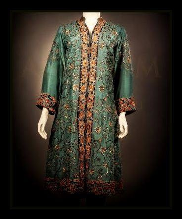 Abrishm By Fauzia Bokhari Formal Dresses 2014 For Women 003