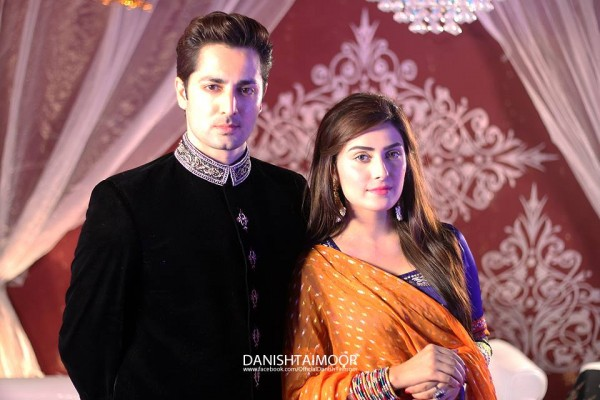 Aiza Khan And Danish Taimoor Pics 01