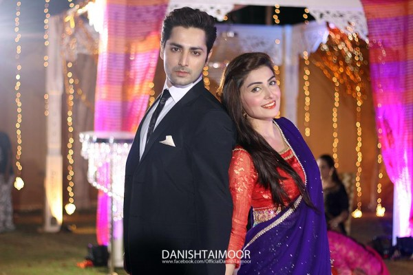 Aiza Khan And Danish Taimoor Pics 02