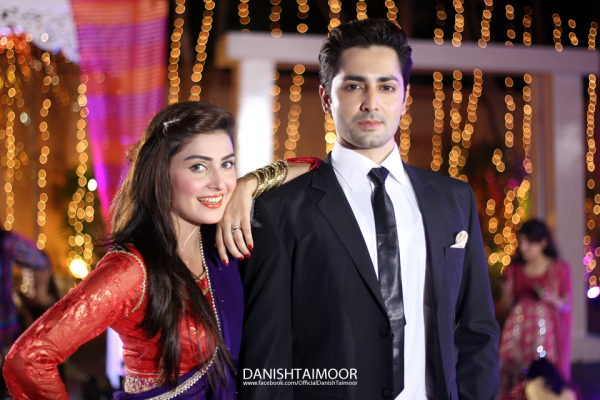 Aiza Khan And Danish Taimoor Pics 07