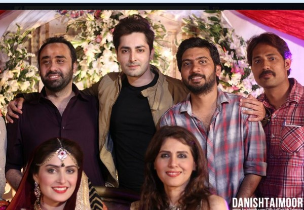 Aiza Khan And Danish Taimoor Pics 08